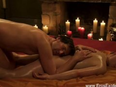Still More Erotic Tantra Massage