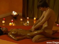 Erotic Pussy Massage From Exotic India