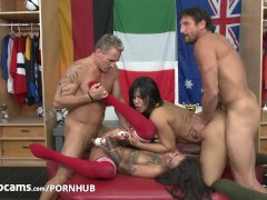 Bonnie Rotten and Rose... video