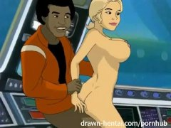 Sealab 2021 Hentai   Dr Quinn is in