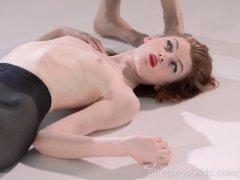 Silky Legs in Neon 40 Turn Girls On