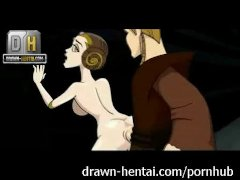 Star Wars Porn   Padme loves anal