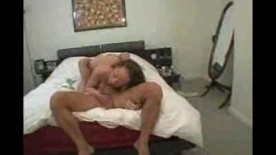 hot Destiny Mendoza sucks and tit-fucks a hard cock in 6-9 position