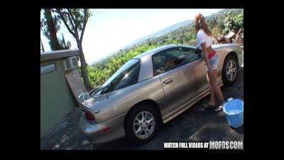 Clean My Car Bitch