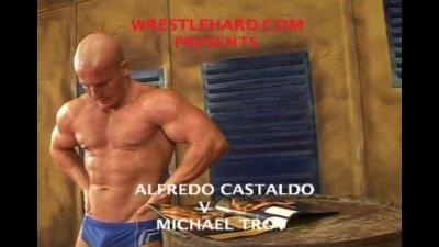 Hot musclemen fuck