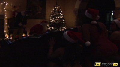 Twas The Night Before Pornstar Christmas...