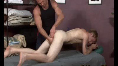 Beau Kennedy Gets An Erotic Massage