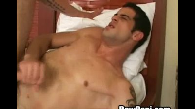 Latino Tasty Cock Fucks Hard Gay Papi Tight Asshole