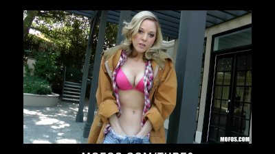BUSTY BLONDE NAUGHTY COWGIRL F