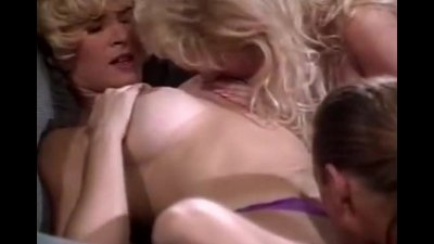 Threesome with eighties porn s