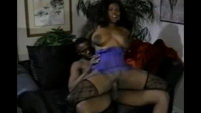 Classic porno with ebony actress