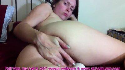 Lelu LovePOV Closeup Masturbation
