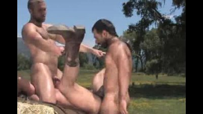 Raging Stallion Presents Cowboys