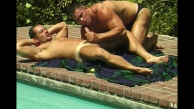 Muscle Hunks Outdoors