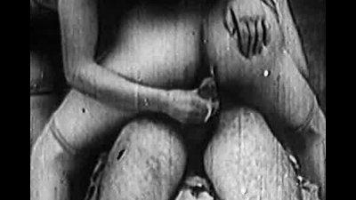 Authentic Antique Porn 1920s Bastille Day