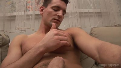 Cock and balls rubdown