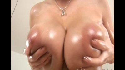 big natural breast MILF