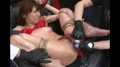 Japanese Bondage Sex Extreme BDSM Punishment of Asari Pt. 13