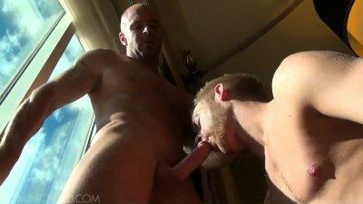 Mitch Vaughn Fucks Christopher Daniels