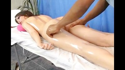 Pussy massage and ass massage
