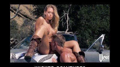 Hot blonde Nicole Aniston pick