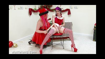 The Consequences Of ElfWare A Wasteland Femdom Christmas