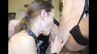 Homemade Deepthroat Blowjob