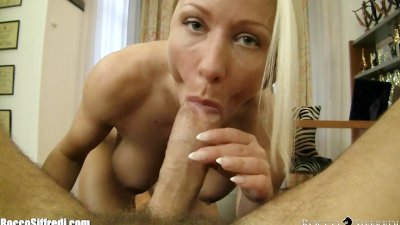 Rocco Siffredi Goes Ass To Mouth POV Style