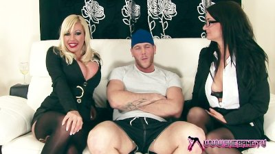 Shebang.TV Michelle Thorne, Kane Turner Dani Williams