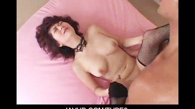 Hottie asain babe Momona Saki fucked hard oral cumshot