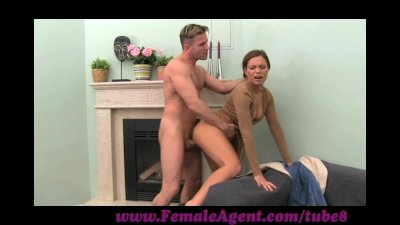 FemaleAgent. Passionate and mature fuck