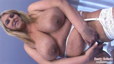 Carol Brown Dildo Pounding Pussy