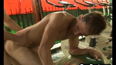 Raw Gay Masculine Muscle Men Bareback