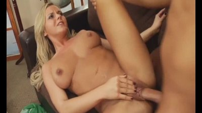 Blondy Hottie Likes Deeper Cock Insertion