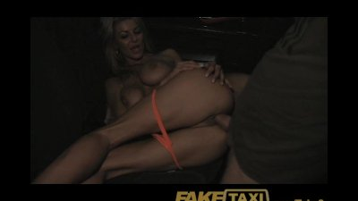 FakeTaxi All dressed up and no one to blow