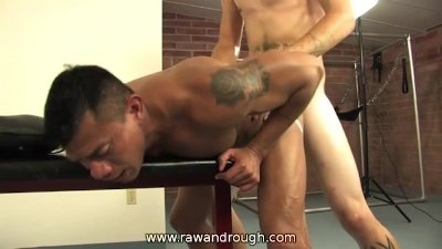 Christian Rough-Rides Rocco