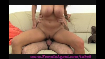 FemaleAgent. It's all about the tits