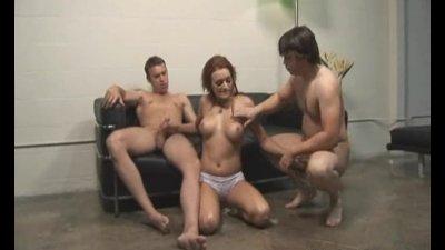 Monica Mayhem Crazy Threesome