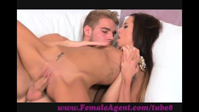 FemaleAgent. Cum all over my t