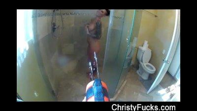 ater Gun Attack On Christy Mack