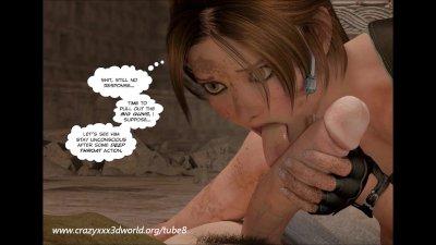 3D Comic: Clara Ravens. Episod