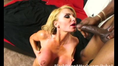 Blond milf getting fucked hard