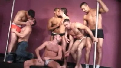 Big Dick Actions - Group Of Studs