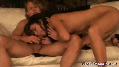 Latina Micah Moore Gets Hard Fucked