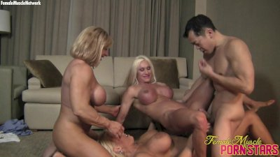 Ashlee, WildKat, and Alura - 4