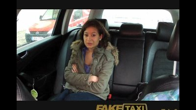 FakeTaxi 18 years old and suck