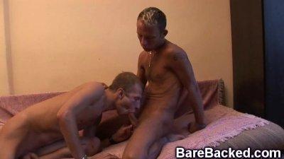 Bareback Gay Anal Sex