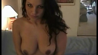 Kira playing her hairy pussy