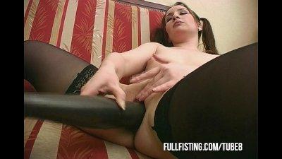 Cute Teen Pussy Swallow Huge B