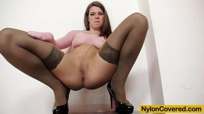 Mona Lee full body pantyhose
